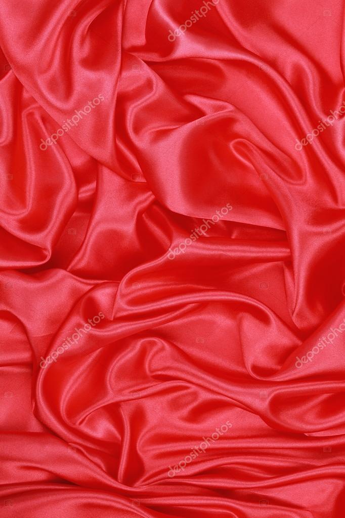 A hullámos absztrakt háttér piros selyem kendő — Stock Fotó © Alan ... 4423632884