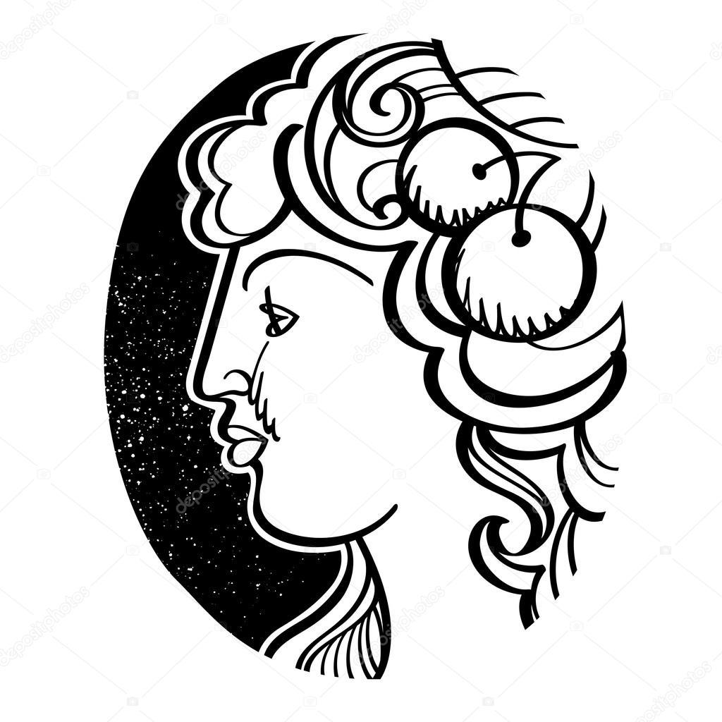 Dionysus ancient greek god stock vector ofchina 75156465 dionysus ancient greek god of grape harvest illustration vector by ofchina buycottarizona