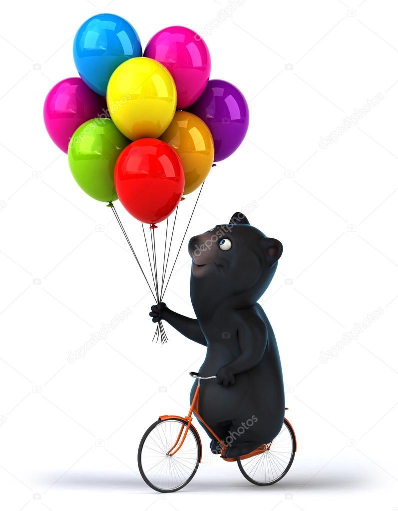 Spaß Mit Ballons