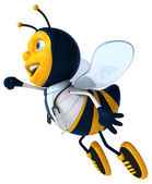 Zábavné doktora včela