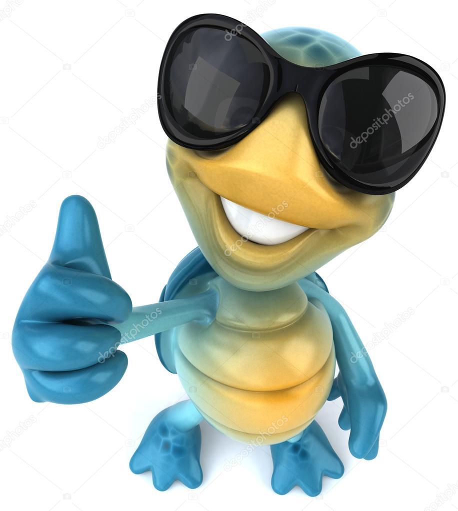 картинки черепаха в очках вырос