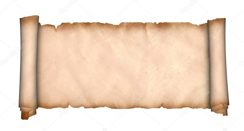 parchment scroll stock photo ke77kz 53929563