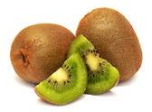 Fotografia affettato di frutta kiwi