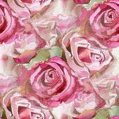 Fotografie Muster mit rosa Rosen