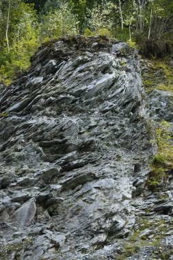 natural texture of stone mountain