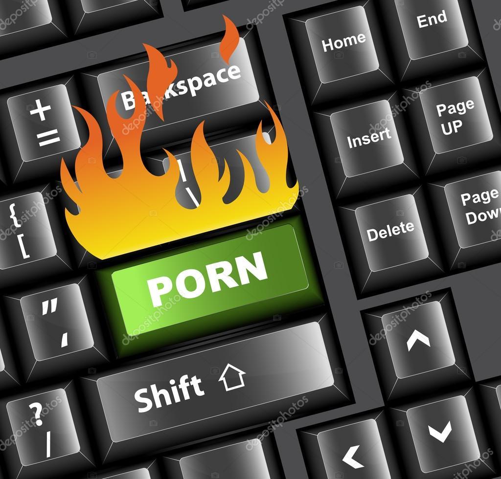 Порно от клави