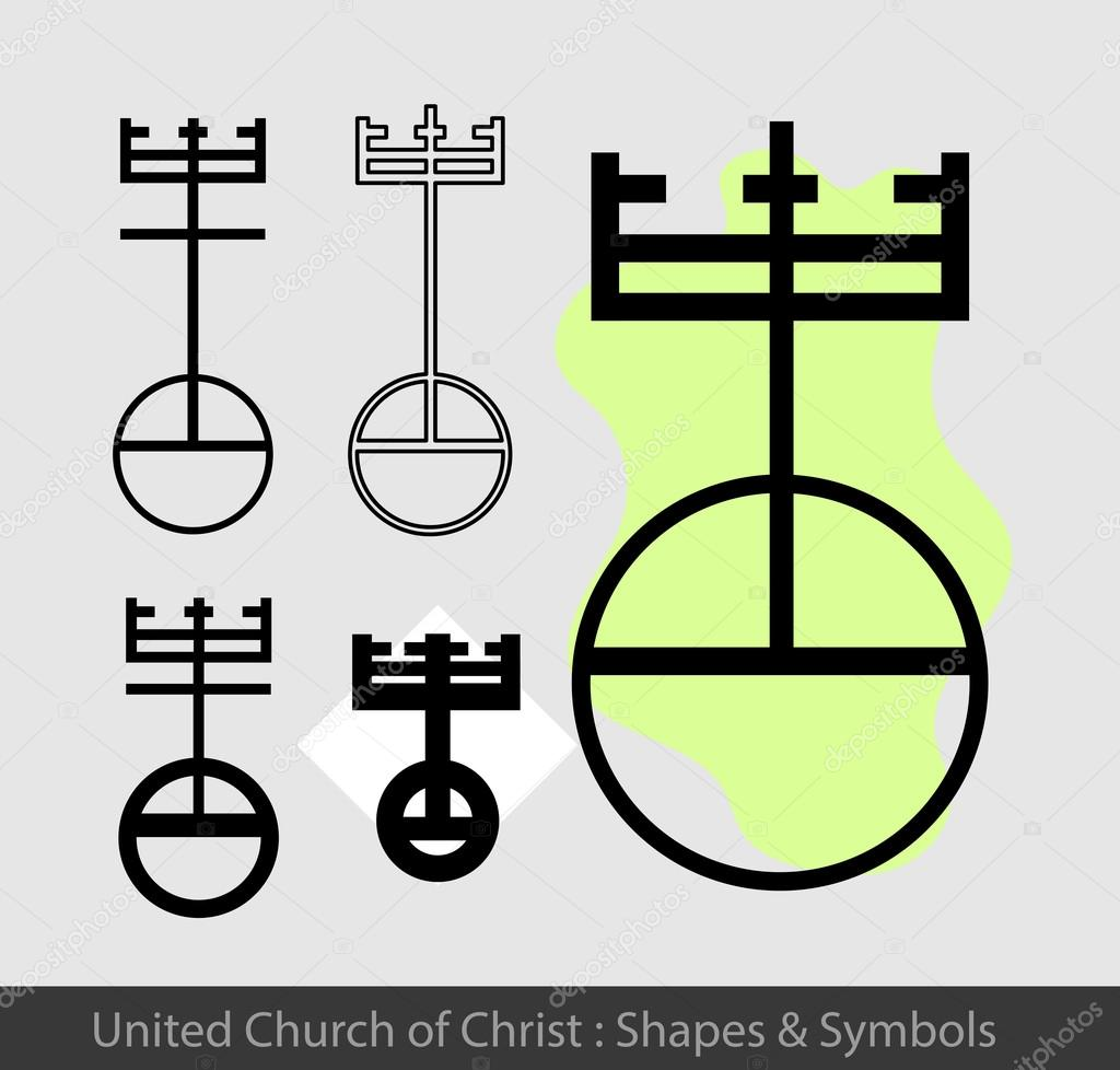 United church of christ symbols stock vector baavli 111897794 united church of christ symbols stock vector buycottarizona Image collections