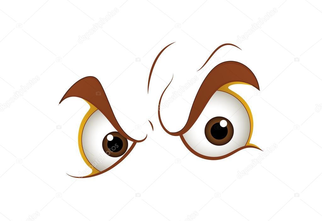 evil cartoon eyes - 1023×702