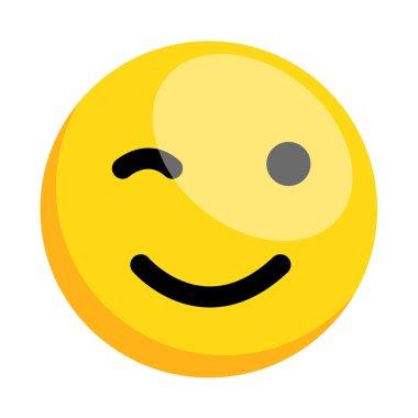 Winking Eye Smiley