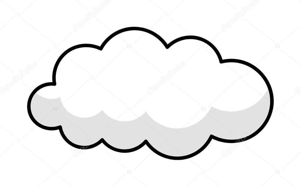 Cloud Frame — Stock Vector © baavli #62778665