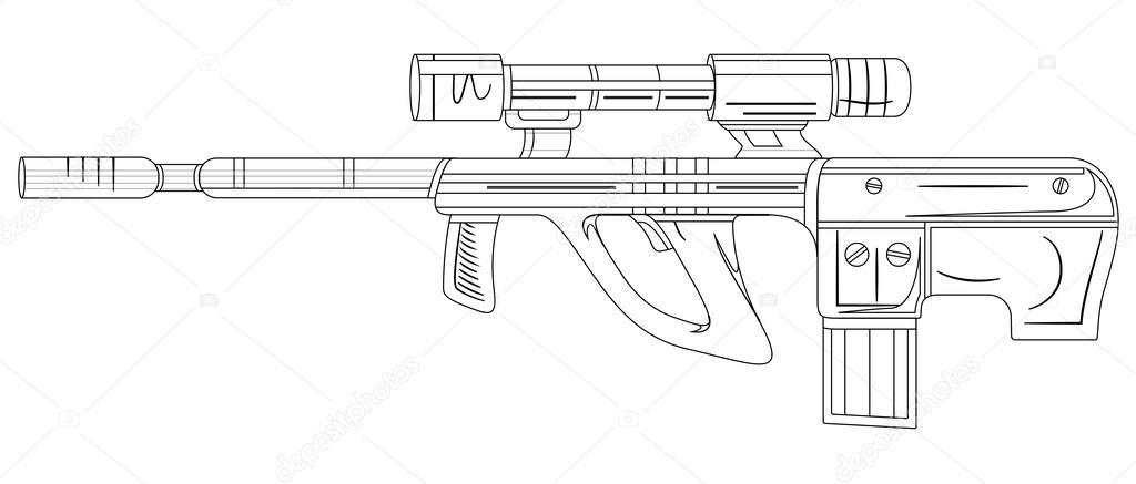 fotos pistolas para dibujar antiguo tiro pistola dibujo vectorial