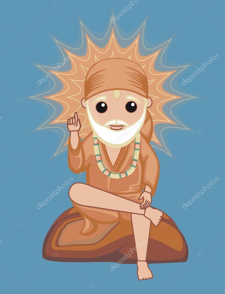 Inimated: gods sai baba | Shirdi Sai Baba - Hindu God