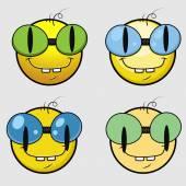 Fotografia Bookworm Emoji Smiley Emoticon