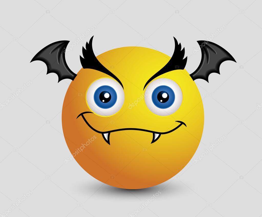 Resultado de imagen de emoticon halloween