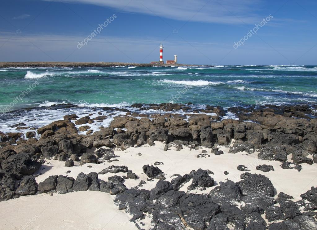 Fuerteventura, Canary Islands, Faro de Toston