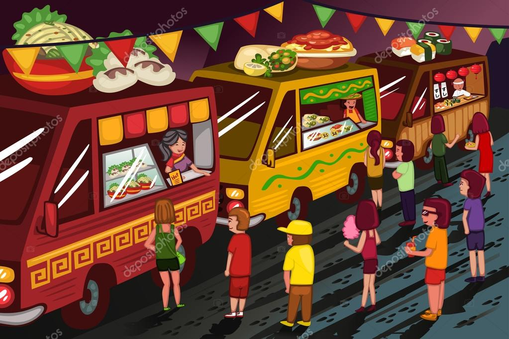 Food Truck Festival Swot