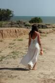 griechisches kleines Mädchen