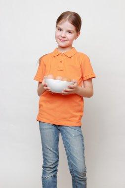 Kid on Food theme