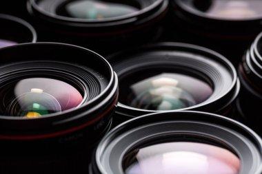 Modern camera lenses