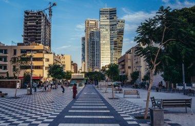 Modern architecture in Tel Aviv