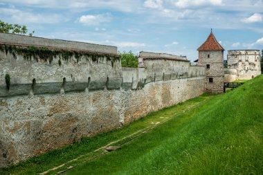 Walls of Brasov