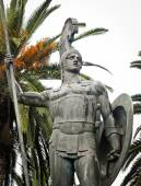 Photo Achilles statue