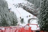 Událost v lyžařském středisku