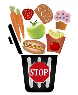 Stop throwing Food away