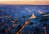 Panorama Paříže, Francie