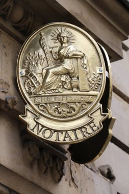 Notary Public in Paris