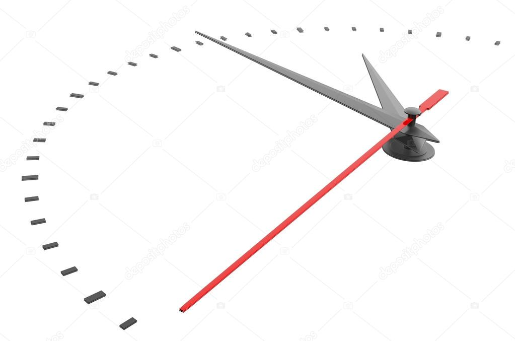 Clock And Timestamp Without Numbers Stock Photo Cherezoff 113371142