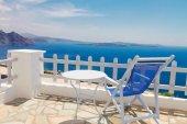 caldera di santorini, Grecia