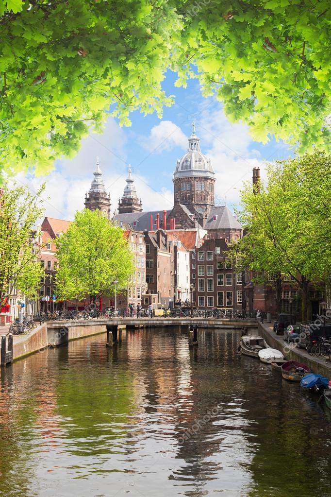 Church of St Nicholas , Amsterdam
