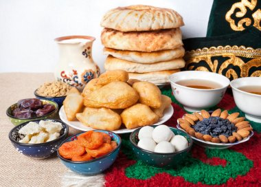 Kazakh national food