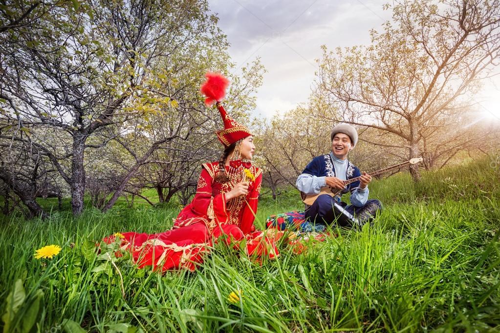 Kazakh love song