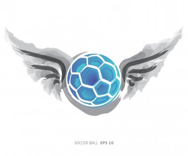 Soccer Ball Wing