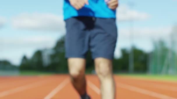 Asijské sportovec dostane do pozice