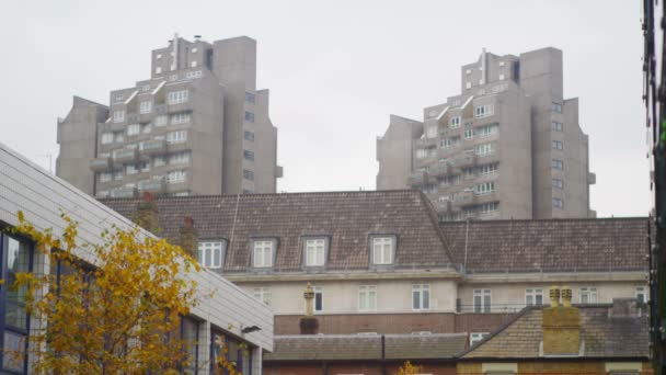 London high rise apartment blocks