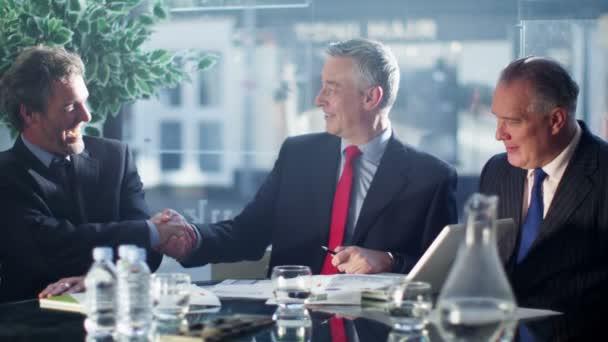 podnikatelé se odkazujte na schůzce