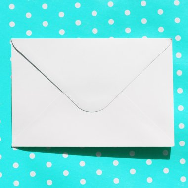 Picture of white envelope