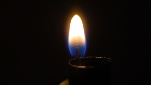 blesk svíčky