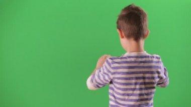 Green screen shoot Stock Videos, Royalty Free Green screen