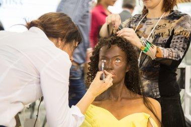 International exhibition of professional cosmetics