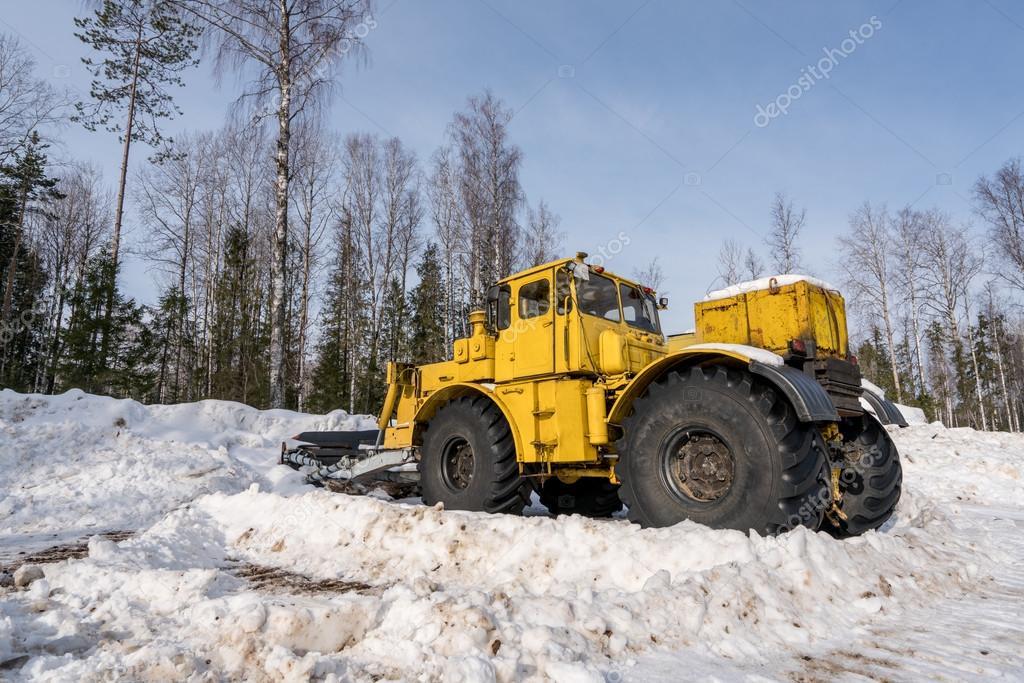 Woods plow