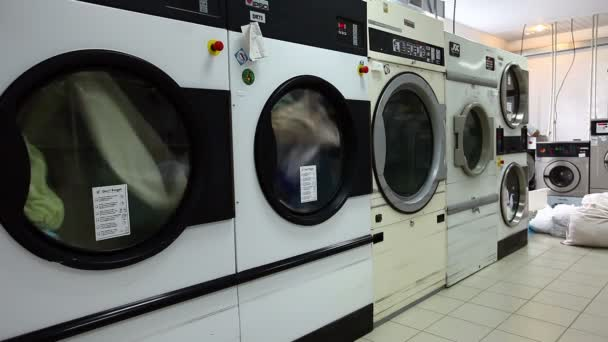 Prádlo. Pohled na Automatické pračky