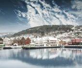 Bergen na Vánoce