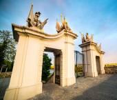 Brána na Bratislavský hrad
