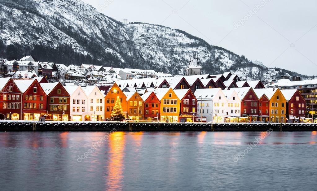 Bergen at Christmas