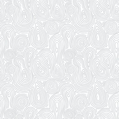 Seamless line pattern