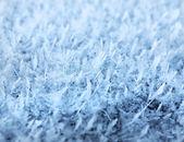 Fotografia Cristalli di ghiaccio neve gelo naturale